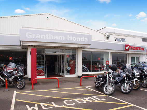 Vertu Honda Motorcycles Grantham