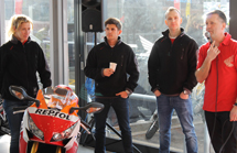 Nottingham Honda Bikes Grand Open 3