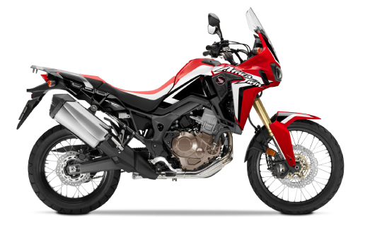 CRF1000L Africa Twin Side Shot