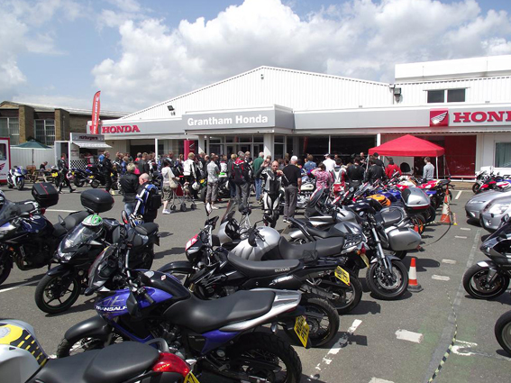 Grantham Motorcycles