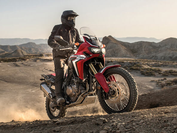 Honda CRF1000L Africa Twin MY16